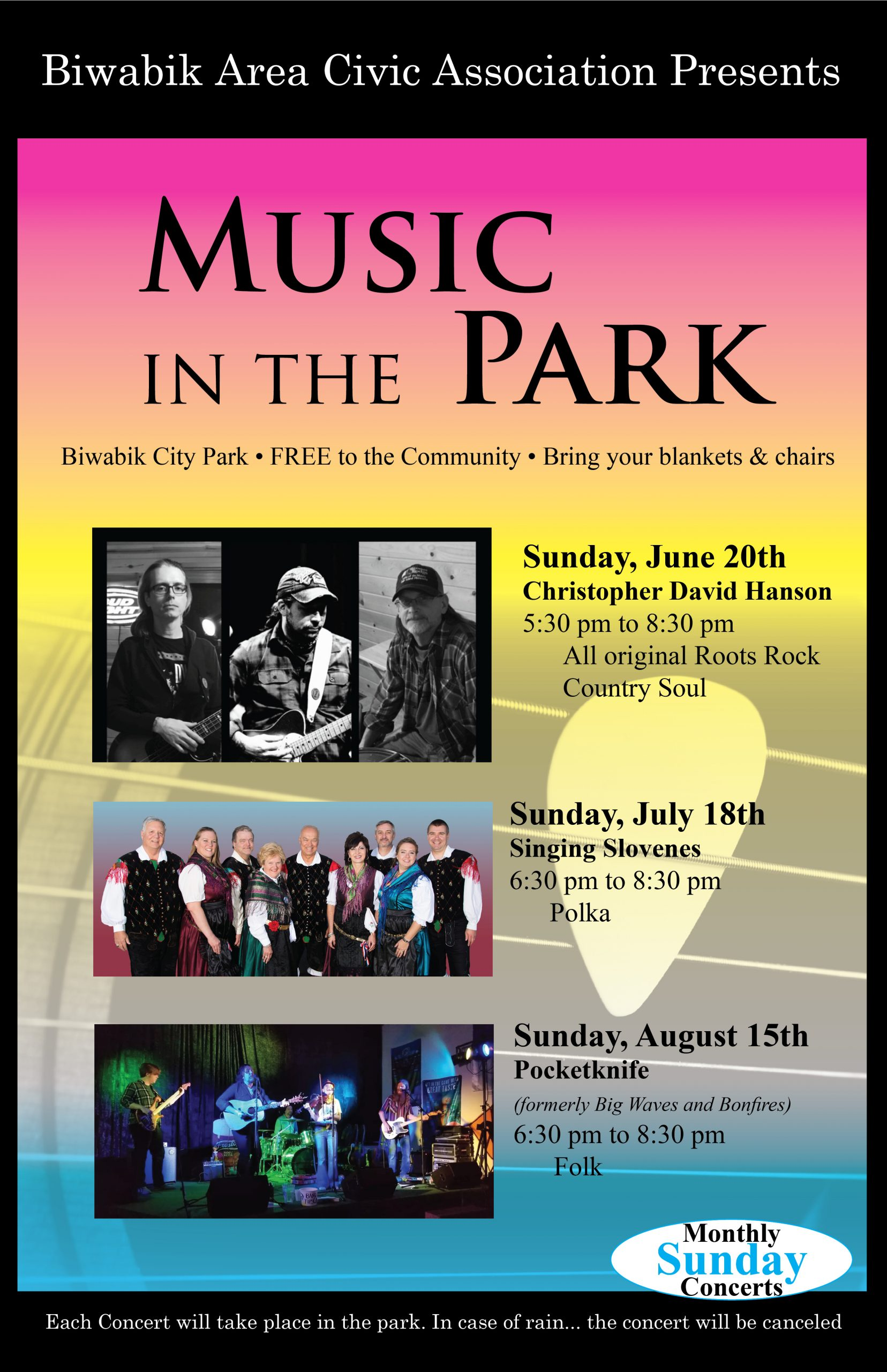 Music in the Park 21